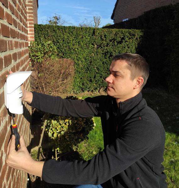 Julien Prodaza - JUPOD - Expertise dans l'installation d'alarme, de caméras et d'équipements de sécurité pour les particuliers et les professionnels dans le Nord et le Pas-de-Calais (Fleurbaix)